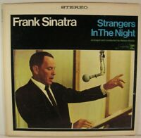 Frank Sinatra Strangers In the Night LP - Nelson Riddle - Reprise FS 1017 - 1974