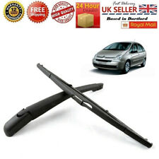 FOR PEUGEOT 307 HATCHBACK REAR WIPER ARM & BLADE WINDSCREEN 350MM BRAND NEW