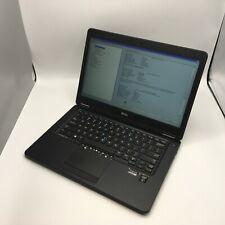 """New listing Dell Latitude E7450 14"""" Core i7-5600U @ 2.60Ghz 8Gb Ram 128Gb Hdd"""