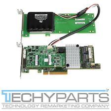 LSI LOGIC MegaRAID SAS 9271-8i 8-Port 6Gb/s SATA/SAS 1GB RAID Controller w/ CV