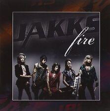 BRAND NEW SEALED CD ALBUM **** JAKKS ~ FIRE  ****  2011 Release
