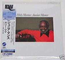 JUNIOR MANCE / Holy Mama JAPAN CD Mini LP w/OBI UCCJ-9039 - East Wind -