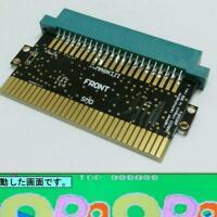 Japanese Mega Drive Converter for booting MS/ MK III Software Master Mark