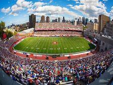 Cfl Montreal Alouettes Percival Molson Stadium Color 8 X 10 Photo Picture
