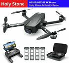 Holy Stone HS720E RC Drone 4K EIS Camera 5G Brushless GPS Tap Fly Quadcopter US