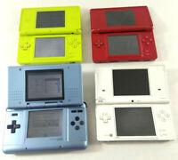 Lot de 4 Consoles Nintendo DS Lite DSi DS Tank  HS et SEMI HS Envoi rapide suivi