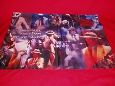 """Michael Jackson Smooth Criminal Banner New 26"""" by 19"""""""