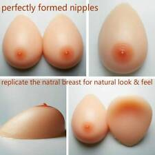 Silicone Breast Forms Self-adhesive Boobs False Enhancer Transvestites A B C D E