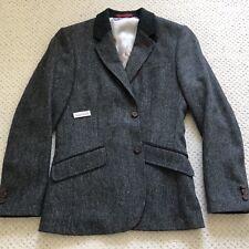 Ted Baker Mens Blazer Wool Jacket - Grey (Size 2)