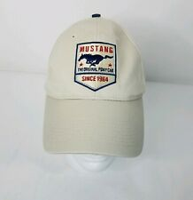 2d05816a2232a1 FORD MUSTANG 40th Anniversary Adjustable Cap Hat DP Racing