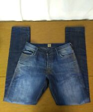 PRPS FURY Premium Selvedge Jeans Rust Stained Distressed Men's sz 30 E73P112R