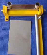 New manual sheet metal iron aluminum copper plate bending machine M