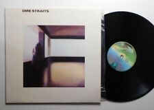 DIRE STRAITS      self titled debut album      insert