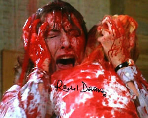 Television Autograph: RACHEL DAVIES (Hammer House of Horror) Signed Photo