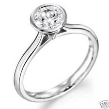 Markenlose Ringe Echtschmuck für Damen mit SI Reinheit