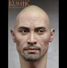 "1/6 Scale Head Sculpt KUMIK 16-72 Model 12"" Male Action Figure Body Accessories"
