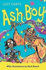 COATS, LUCY-ASH BOY: A CINDERFELLA STORY  BOOK NEW