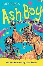 Ash Boy: A Cinderfella Story, Coats, Lucy, New