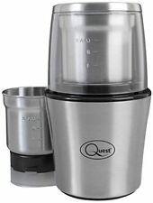 Electric Wet & Dry Coffee Bean Nut Spice Grinder Mill Blender