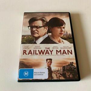 The Railway Man - DVD - Free Postage !!