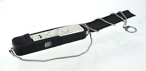 Minox C Miniaturkamera / miniature camera mit 3.5/15mm mit Tasche - (35041)
