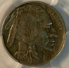 1914 S PCGS XF 40 Buffalo Nickel 5C