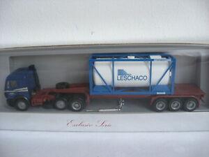 "Z334* Herpa H0 1:87 MB 2435 ANKER Tankcontainer-SZ  ""LESCHACO"" OVP TOP Exclusiv"