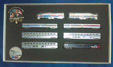 "N Con-Cor ""Whistle Stop"" Tour Train for 1996 Election, with buttons  1-8521"