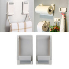 Magnetic Paper Towel Roll Holder Towel Rack fr Refrigerator Bathroom Accessories