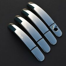 Chrome Door Handle Trim Set Covers To Fit Ford C-Max (2003-10)