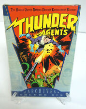 T.H.U.N.D.E.R. THUNDER AGENTS Vol 6 DC Comics Archive ED Hard Cover HC Sealed