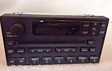 99-04 Ford Expedition F150 RDS Radio Single Cd Player XL3F-18C869-AD