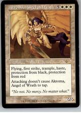 Akroma angelo della distruzione carta MAGIC the Gathering MTG 6/6 inglese