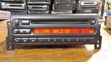 MINI COOPER, S, ONE, CABRIO R50 Radio CD 53 Player by ALPINE BMW groupe