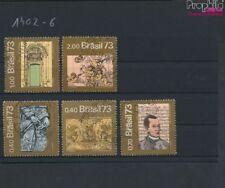 Brasilien 1402-1406 (kompl.Ausg.) gestempelt 1973 Barockkunstwerke (9233663