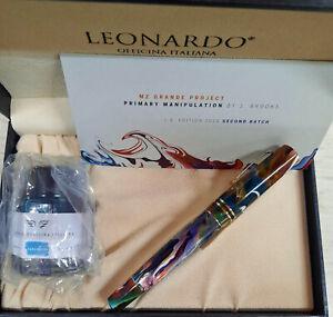 Leonardo Momento Zero Grande Primary Manipulation Stromboli