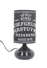 Lampe noire table à ouija 25cm, gothique nugoth