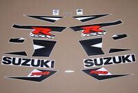 GSXR 750 2004-2005 custom decals stickers graphics kit set k4 k5 adhesives logo