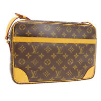 LOUIS VUITTON TROCADERO 30 SHOULDER BAG SL0044 PURSE MONOGRAM M51272 AUTH A47827