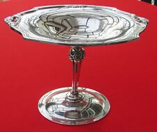 RARE 1941 Eternally Yours Pattern Nut Candy Dish By 1847 Rogers Silver Plate 2nd