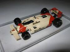 1:43 McLaren Ford MP4/1 J. Watson 1981 F.D.S. handbuilt modelcar in showcase