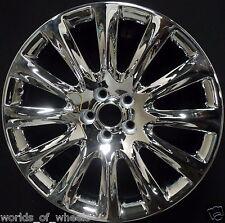 """Chrysler 300  2009 2010 2011 2012 2013 2014   Chrome 20"""" OEM Wheel 2439  USED"""