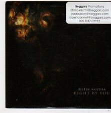 (FG10) Justin Nozuka, Right By You - 2014 DJ CD