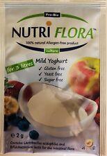 Joghurtkultur BIO Pro Biotisch NutriFlora 2g für 3 liter Milch - Joghurt -