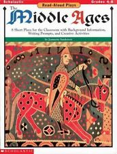 Read-Aloud Plays: Middle Ages (Grades 4-8) by Sanderson, Jeanette