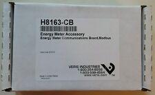 Veris Industries H8163-CBEnergy Meter Communications Board, Modbus