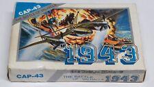 1943 The Battle of Valhalla Nintendo Famicom Japan Capcom