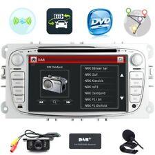 DAB+Car Stereo for Ford Focus Mondeo Kuga S/C-Max Sat Nav FM DVD Radio 3G BT GPS