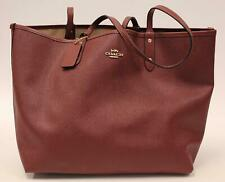 Coach Women's City Reversible Tote AB3 Beechwood Multi F31995