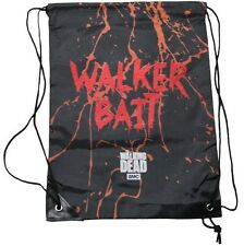 The Walking Dead Zombie Licensed Cinch Bag (lot Of 2) New!